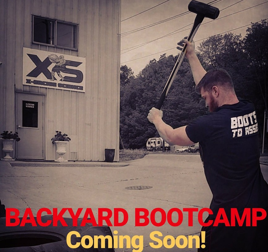 Backyard Bootcamp